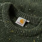 Maglia CARHARTT ANGLISTIC sweater laurel heather NEW 2016 Maglione LANA € 99
