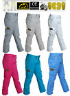 Women Motorbike Cargo Pants With Protective Lining And CE Approved Armour