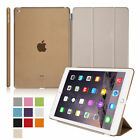 Smart Magnetic Leather Cover Back Case Stand For APPLE iPad 2/3/4 mini Air 2 Pro