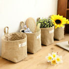 Wall Hanging Bag Household Storage Sundries Desktop Basket Hanging Kitchen Deco