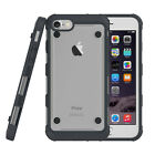 Shockproof Armor Rugged Hybrid Rubber Bumper Hard Cover Case For iPhone 7/7 Plus