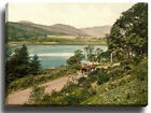 Canvas Print Wall Art Picture Dunoon, The Lochan, Scotland