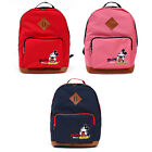 Disney Mickey Mouse Backpack Red Pink Navy color / Genuine Bag / Made in Korea