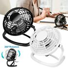 Notebook Laptop Computer Portable Super Quiet PC USB Cooling Desk Mini Fan