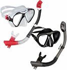 US DIVERS SNORKEL SET Snorkelling dive diving silicon go pro mount