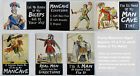 Funny Man Cave Gladiator Roman Soldier tin metal sign bar game room garage decor