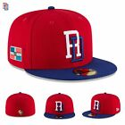 Dominican Republic 2017 World Baseball Classic New Era Hat Cap 59FIFTY Fitted