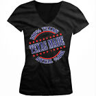 100% Texan  Texas Made - Lone Star State Pride  Juniors V-neck T-shirt