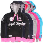 Geographical Norway Damen Sweatjacke Figuerolle Lady Sweatshirt Hoody