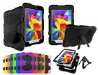 Defender Shockproof Heavy Duty Full Body Case Cover For Samsung Galaxy Tab E 8.0