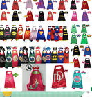 4 girl costume ideas - ~Boys/Girls Superhero Cape/Mask for kids birthday party favors and ideas Costume