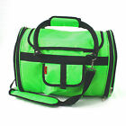 "Small Dog Privacy Duffel Pet Carrier Tote Bag 10""x12x17"""