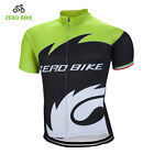 Men's Sportswear Cycling Jersey Bike Bicycle Short Sleeve Cycling Clothing Tops