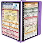 Whitecoat Clipboard- Lilac - Pediatric Edition