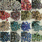 144p/1440p  Iron-on Hotfix glass Crystal flatback Rhinestone ss10 color AB beads