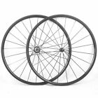 Straight Pull 700C 24mm Clincher Carbon Wheels Carbon Road Bike Bicycle Wheelset