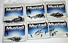 Mustad Diamond Eye Rolling Swivels - 6 Sizes available