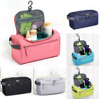 Lady Portable MakeupOrganizer Cosmetic Storage bag Wash Toiletry Case hand-Bag