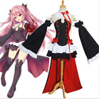 Japanese anime Seraph of the End Krul Tepes Vampire Queen  Cosplay costume