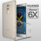 ree Ship 1X Transparent Soft Protect Cover Phone Case Shell For Huawei Honor6X