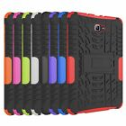 Shockproof Heavy Duty Stand Hybrid Case Soft Cover For Samsung Galaxy Tab A 10.1