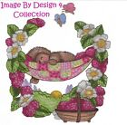 IMAGE BY DESIGN 4 - MACHINE EMBROIDERY DESIGNS ON CD