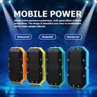 IP67 4000mAh Power Bank External Battery USB Charger LED For CellPhone Outdoor
