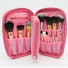 Makeup Case Pouch Toiletry Organizer Brushes Cosmetic Tools Storage Portable
