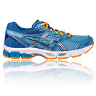 Asics Gel-Phoenix 6 Mens White Blue Support Running Sports Shoes Trainers