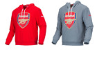 Puma Arsenal FC Hoodie Official Hooded Top Football Fan Team Sweatshirt AFC New