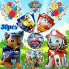 PARTY SETS PAW PATROL BALLOONS PARTY SUPPLIES Dogs Decor Shower Birthday lot V