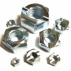 M6 Binx® Nuts - Grade 5 Steel Zinc Plated - Self Locking 6mm Lock