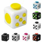 Stress Anxiety Relief Fidget Cube Dice Adult Kids Attention Pressure Therapy Toy