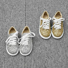 2017 kids shoes Stickers pants Fashion style Design Lovely silver/gold shoes qa5