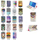 Cartoon Slim Stand Wallet Leather Case Cover For Samsung Galaxy Tab E Lite 7.0