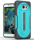 For Galaxy Note 5 [vArmor] Hybrid Sturdy Rugged Cover Shockproof Skin Case