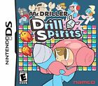 Mr. Driller: Drill Spirits (Nintendo DS, 2004) w/ Case & Manual