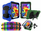 Shockproof Heavy Duty Hybrid Hard Stand Case Cover For Samsung Galaxy Tab S2