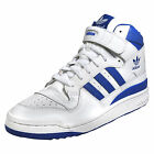 Adidas Originals Forum Mid Mens Basketball Shoes Casual Court Trainers White