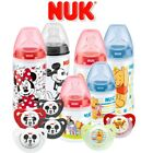 NUK Baby Disney Micky Mouse & Winnie The Pooh Soothers Formula Infant Bottles