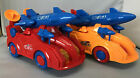 LIGHT & MUSIC BATTERY OPERATED BUMP&GO SUPER LONG RANGE MISSILE TRUCK TOY