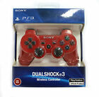 SONY PS3 PLAYSTATION 3 DUALSHOCK 3 WIRELESS BLUETOOTH SIXAXIS CONTROLLER+USB