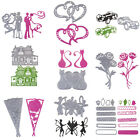 Hot Cutting Dies Stencil DIY Scrapbooking Embossing Album Paper Card Craft