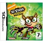 El Tigre The Adventure Of Manny Rivera Game DS Brand New