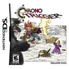 Chrono Trigger Game DS Brand New