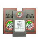 30 ORGAN FLAT SHANK 15X1 HAX1130/705 HOME SEWING MACHINE NEEDLES BROTHER SINGER $9.25 USD on eBay