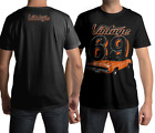 T-SHIRT DODGE CHARGER R/T '69 V8 GENERAL LEE 01 DUKES OF HAZZARD S-5XL