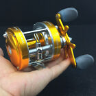 All-metal Bait Casting Reel Right Hand Drum Fishing Reel 2+1BB Baitcasting Reel