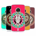 HEAD CASE DESIGNS SKULLS FOLK ART SOFT GEL CASE FOR MOTOROLA MOTO G5 PLUS