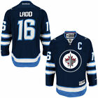 Womens Andrew Ladd Reebok Winnipeg Jets Navy Blue Premier Player NHL Jersey NTW $19.99 USD on eBay